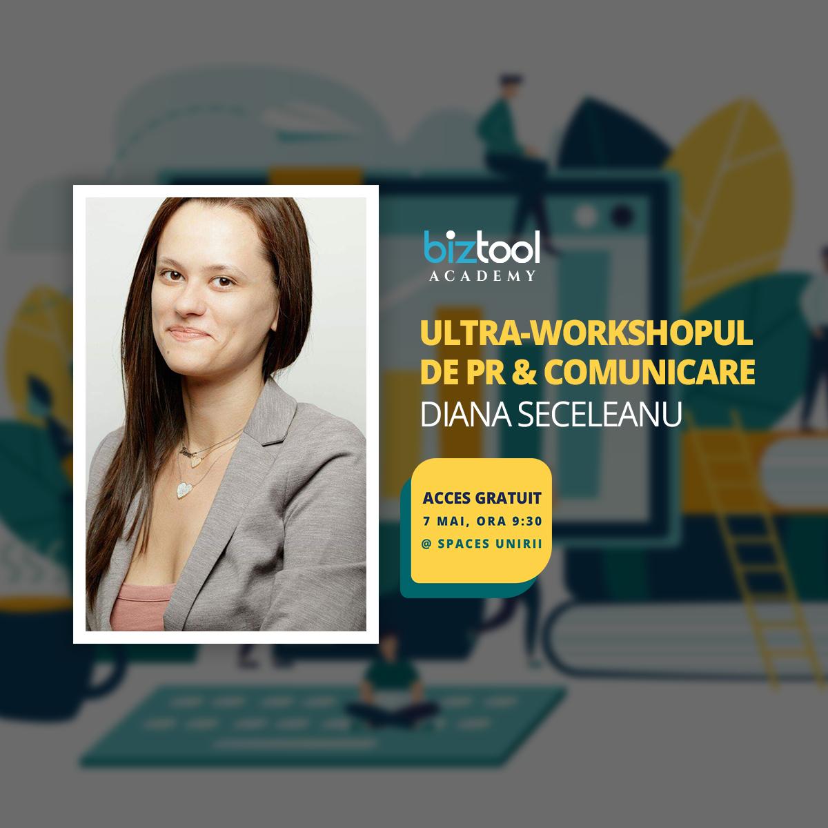 BizTool Academy, ultra-workshop gratuit: cum să-ți promovezi afacerea