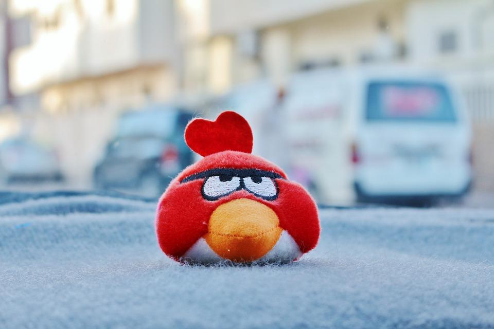 Compania din spatele Angry Birds, pe bursă