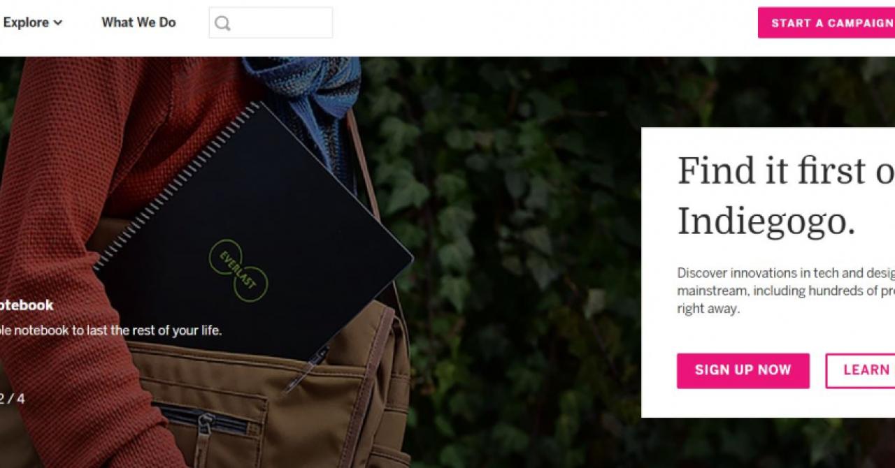Susții proiecte pe Indiegogo? Acum le poți cumpăra mai ușor