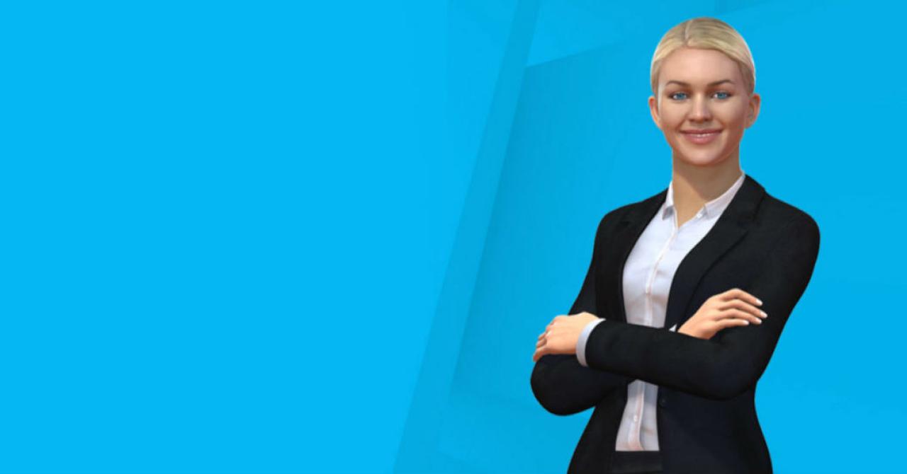 Asistentul virtual Amelia, concediat pentru că nu face față sarcinilor