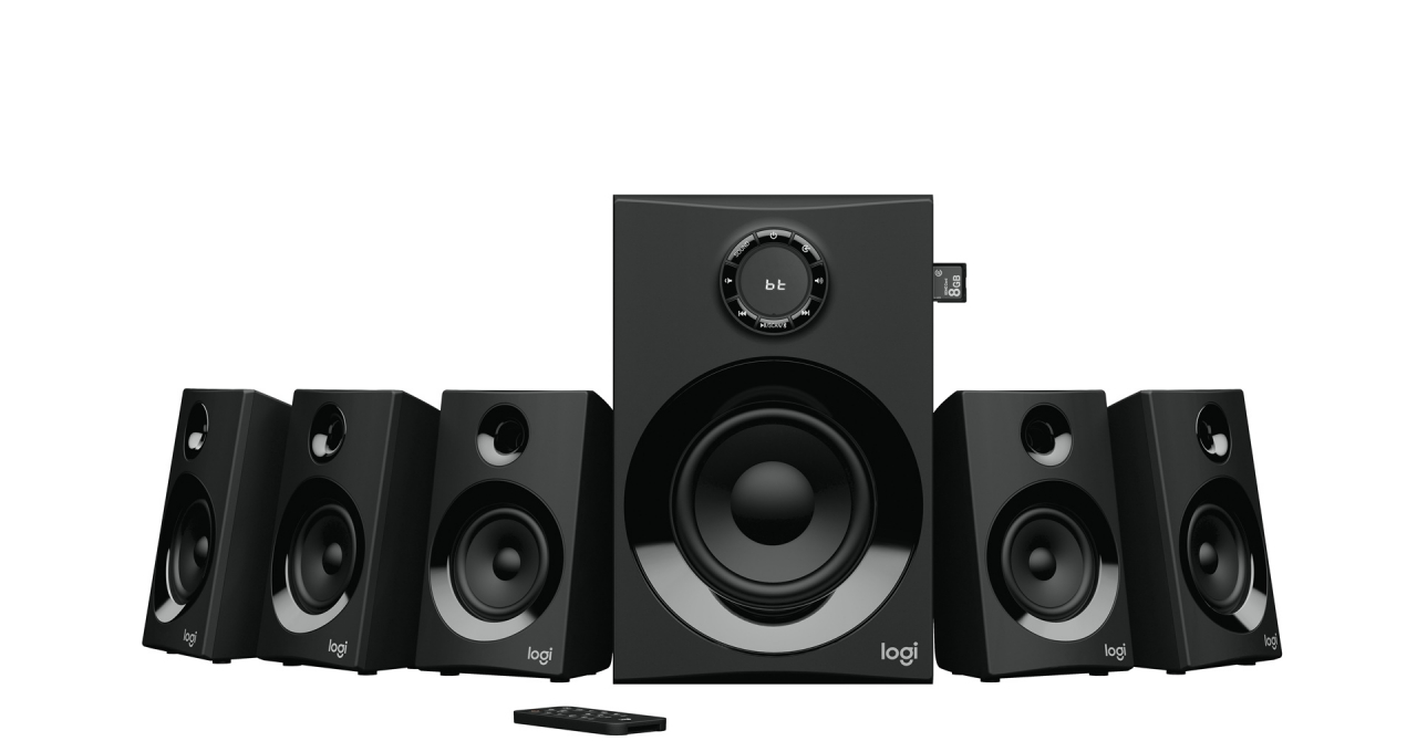 Un nou sistem audio surround de la Logitech