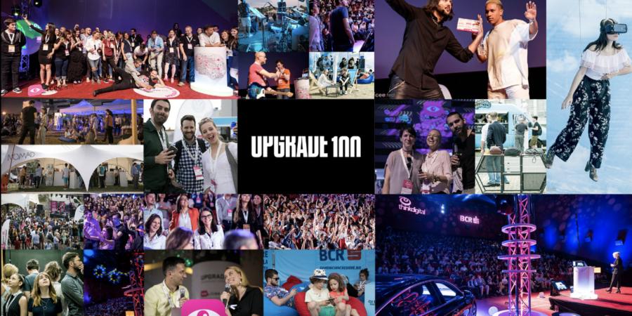 14 startup-uri finaliste la UPGRADE 100 Floors Elevator Pitch