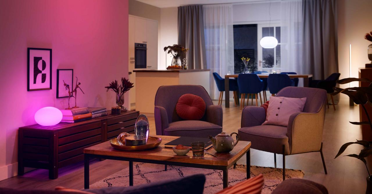 Becurile Philips Hue cu bluetooth oferă ambianța perfectă la preț mic