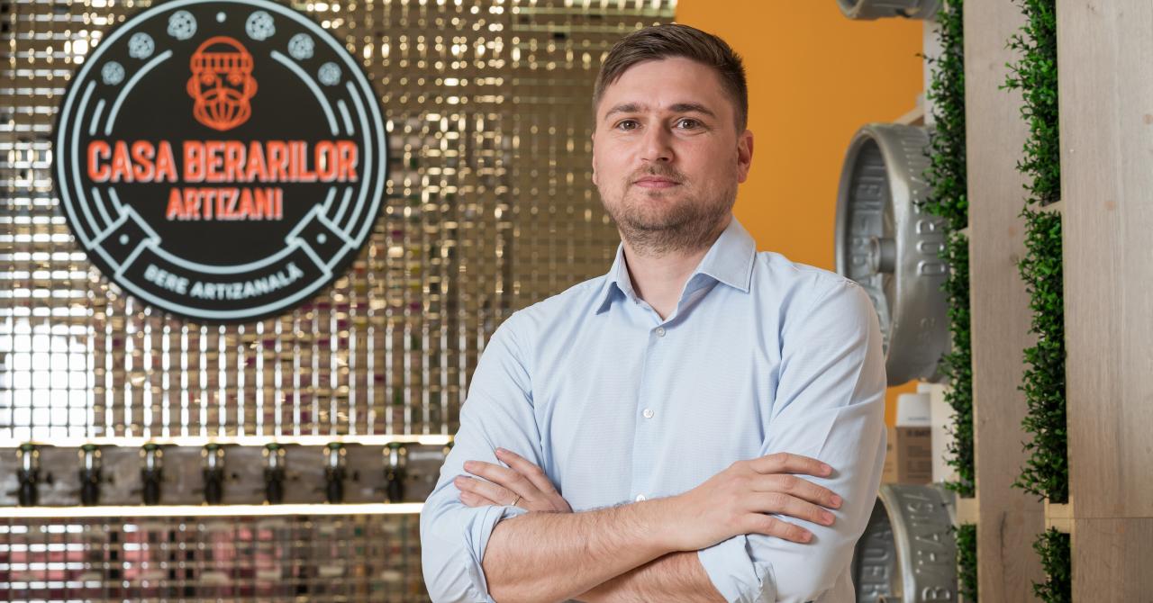 Investiție de 240.000 de euro într-un concept de magazine beer-to-go