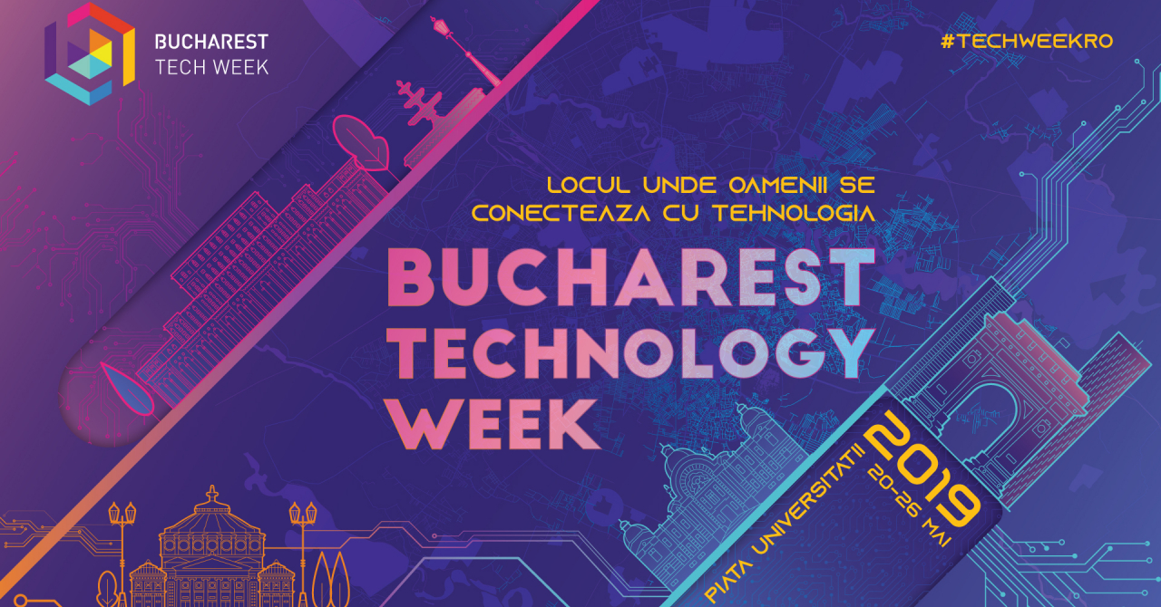 Bucharest Tech Week 2019: speakeri de la Agenția Spațială Europeană