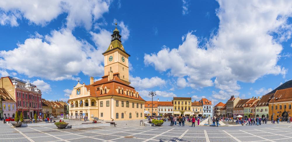 Aplicația ce-ți permite să închiriezi locul tău de parcare se extinde în Brașov