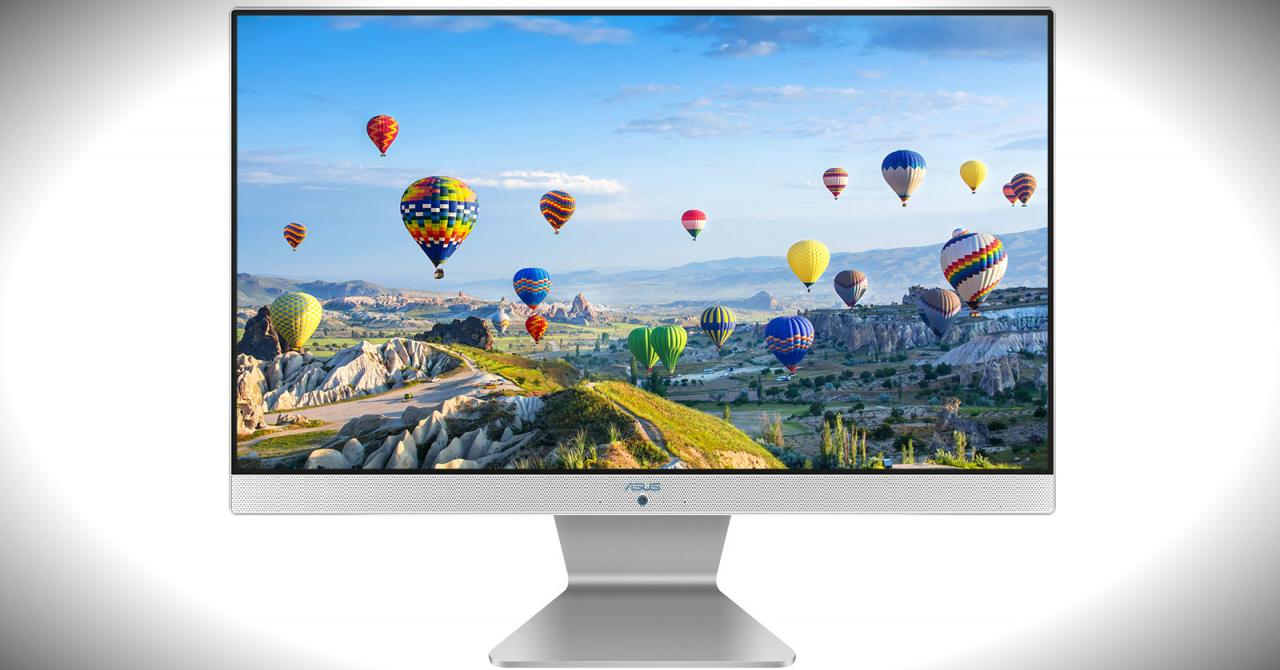 ASUS la CES 2018: Laptopuri subțiri, PC-uri AIO cu ecrane fără margini