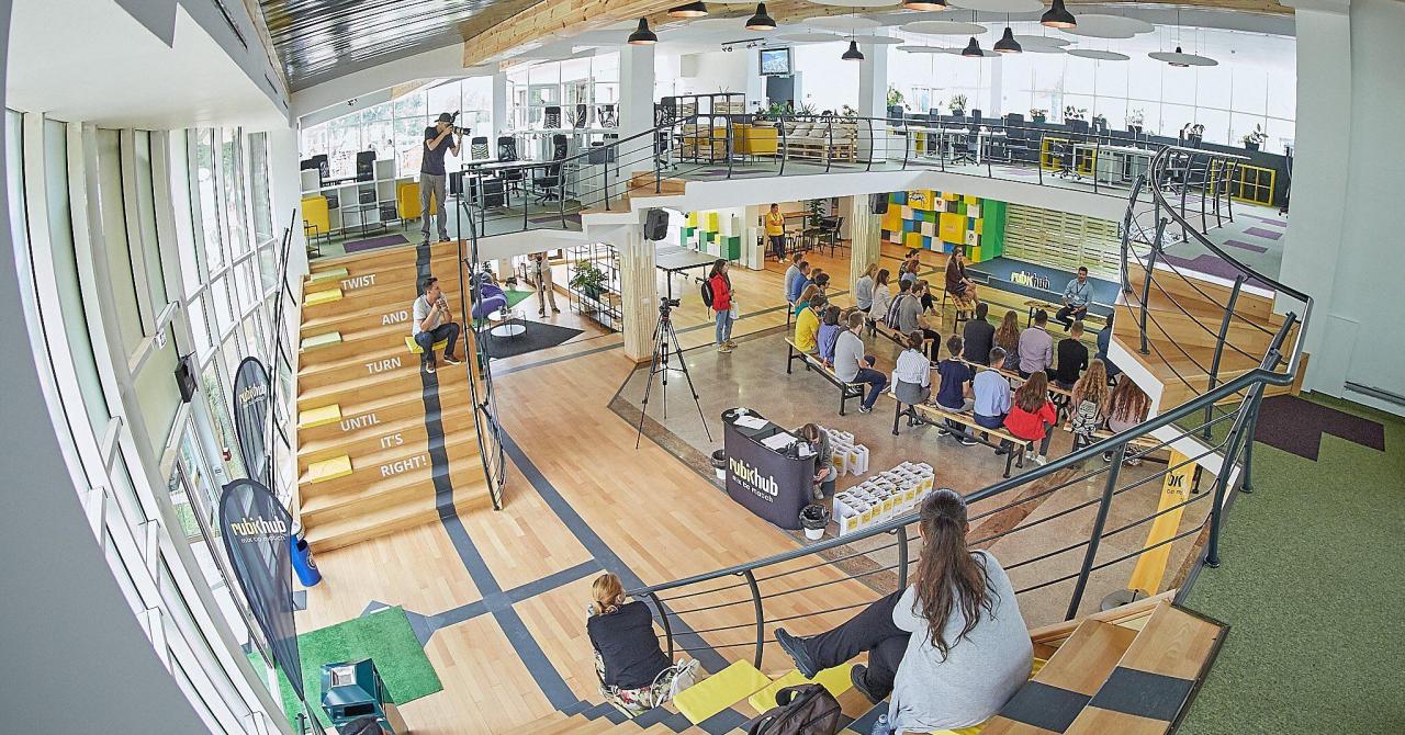 Rubik Hub vrea să scoată Moldova din bezna antreprenorială