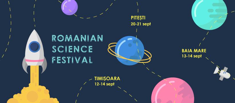 Romanian Science Festival, festival dedicat educației alternative
