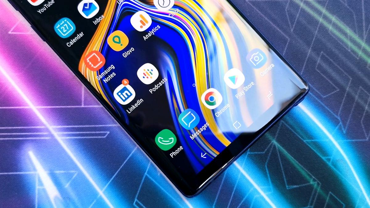 Samsung Galaxy Note 10 - primele imagini publicate pe internet