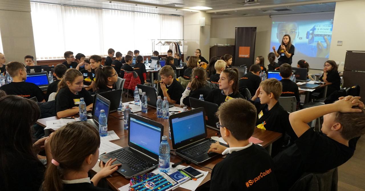 Supercoders 2019: câștigătorii competiției de programare pentru copii
