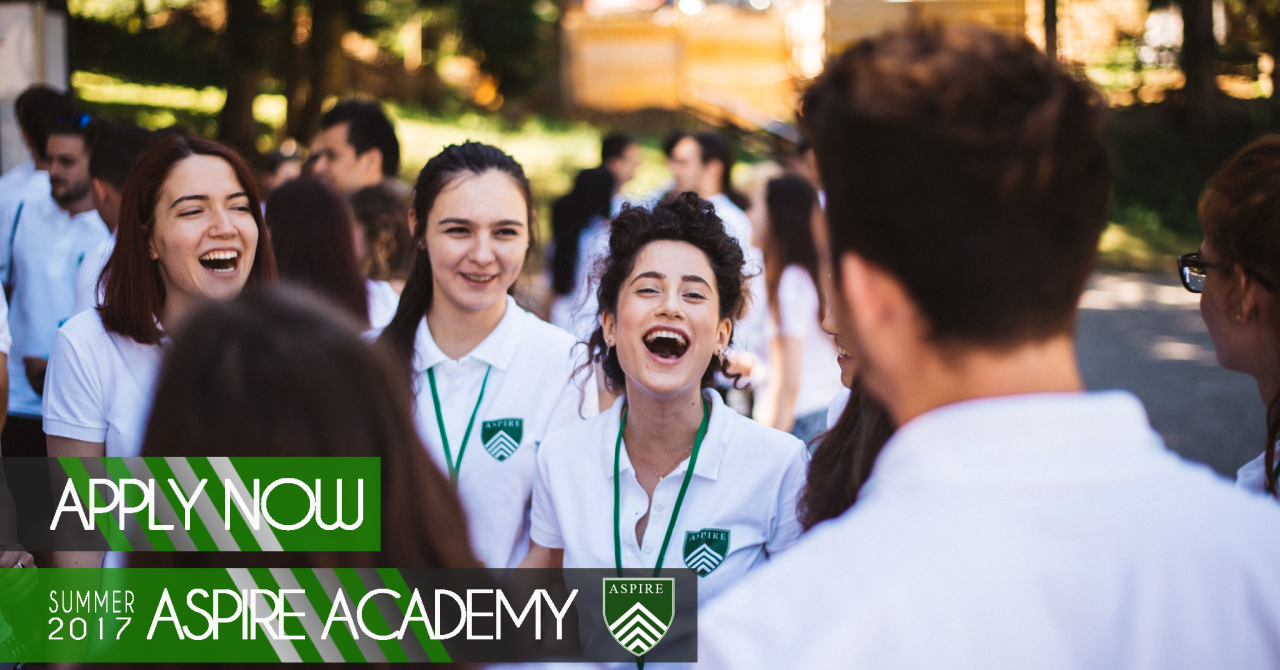Înscrieri deschise la un program de leadership pentru tineri