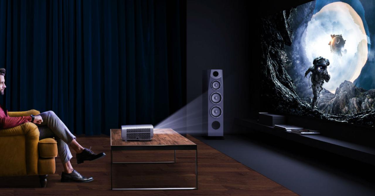 BenQ CinePrime W2700, proiectorul 4K pentru pasionaţii de filme