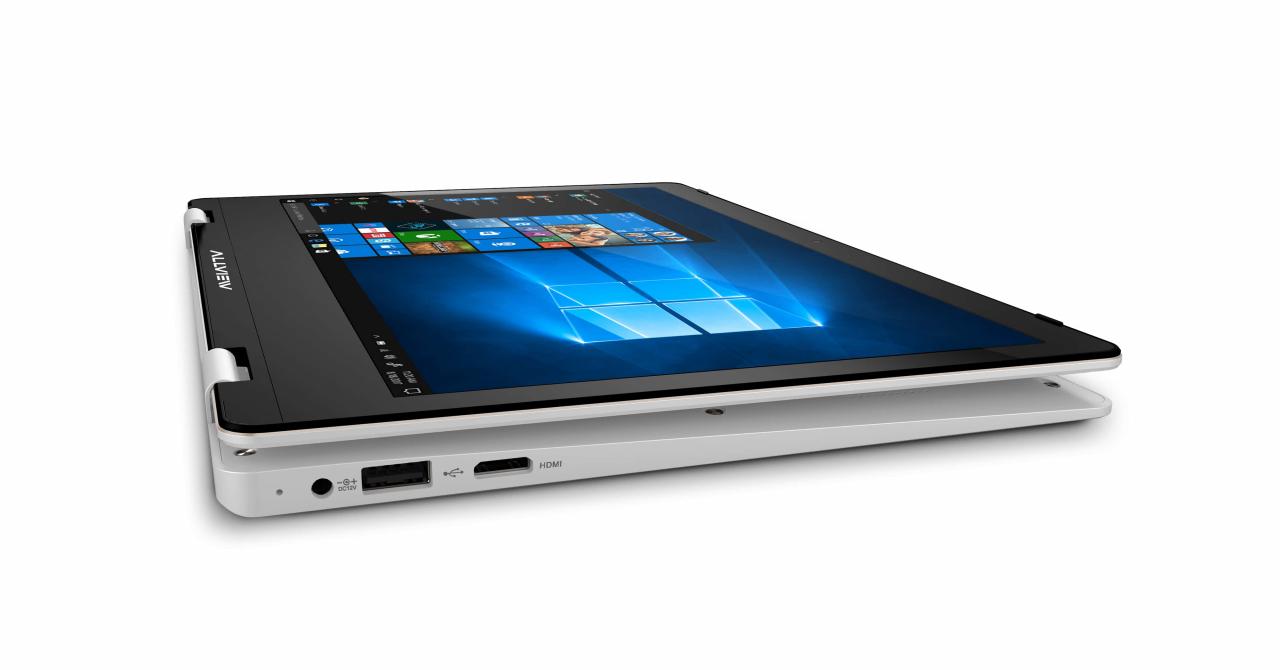 Allview lansează un nou laptop ieftin, de 1.400 de lei, cu procesor Intel