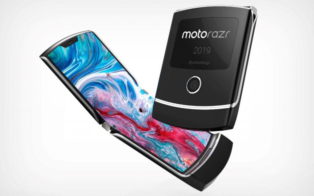 Motorola face teasing pentru un smartphone cu... clapetă