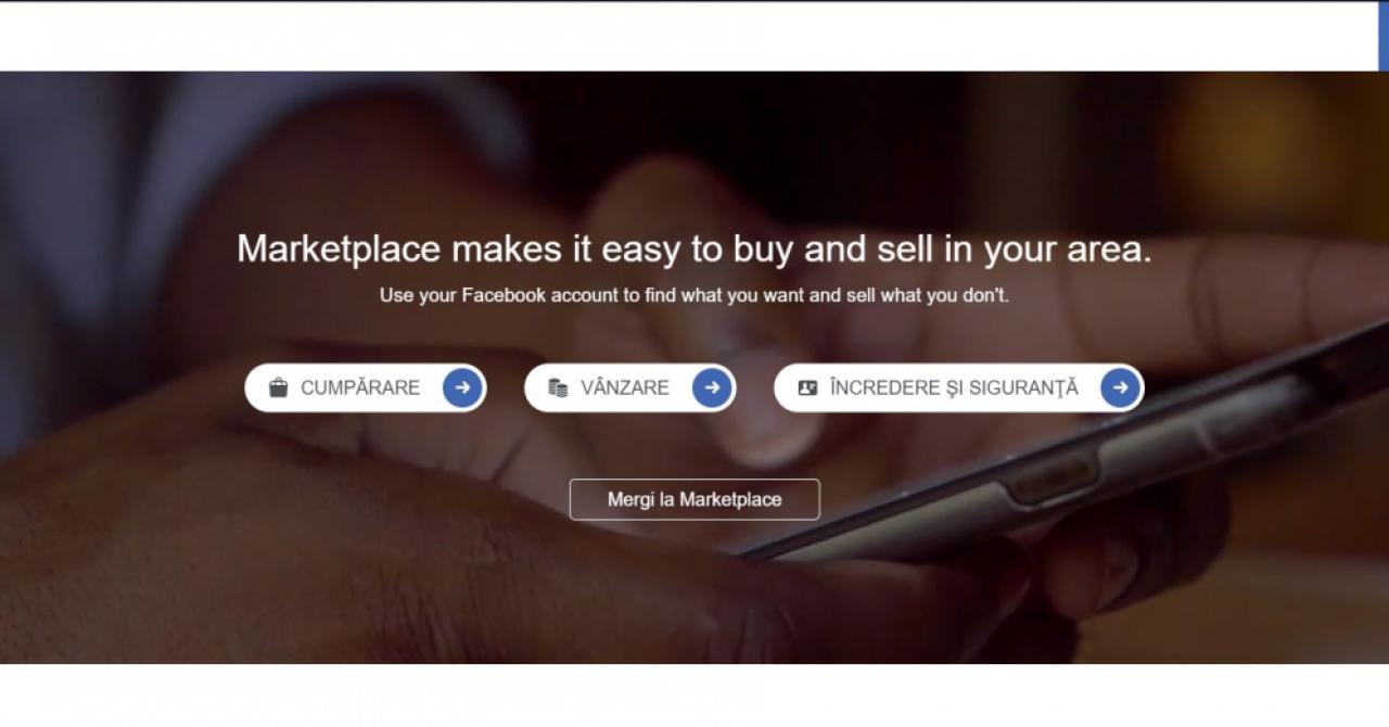 Oficial: Facebook Marketplace se lansează în România - concurent OLX