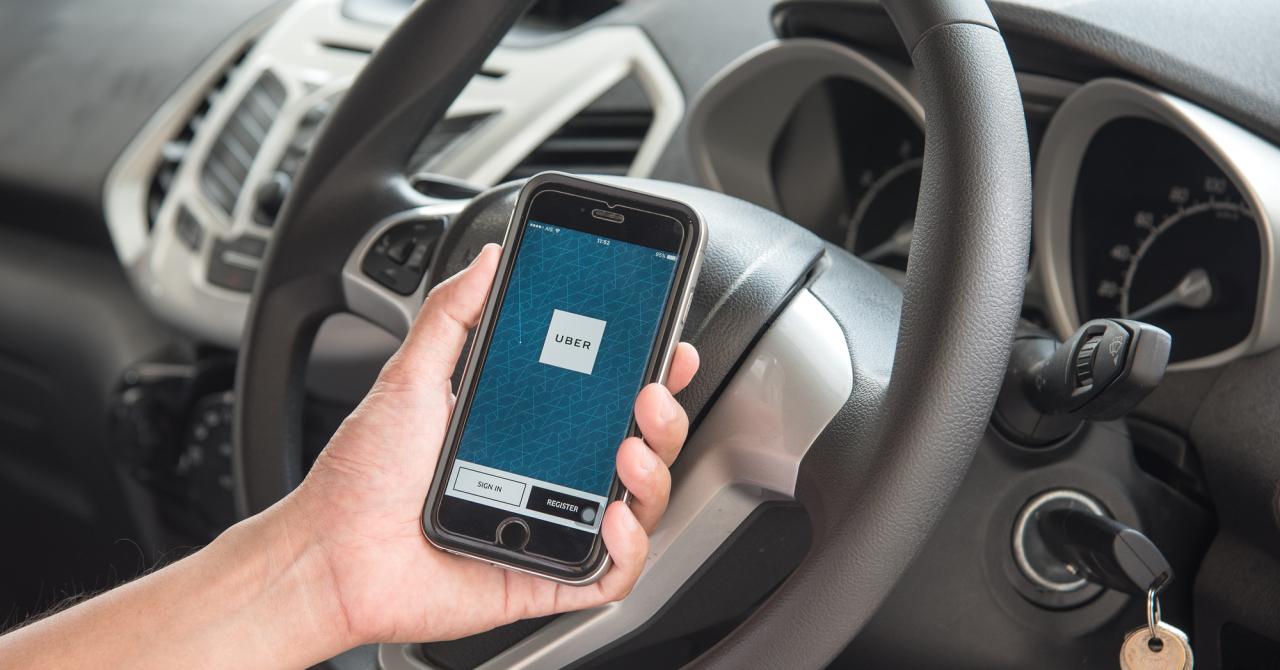 Aplicația Uber este acum disponibilă și în Iași