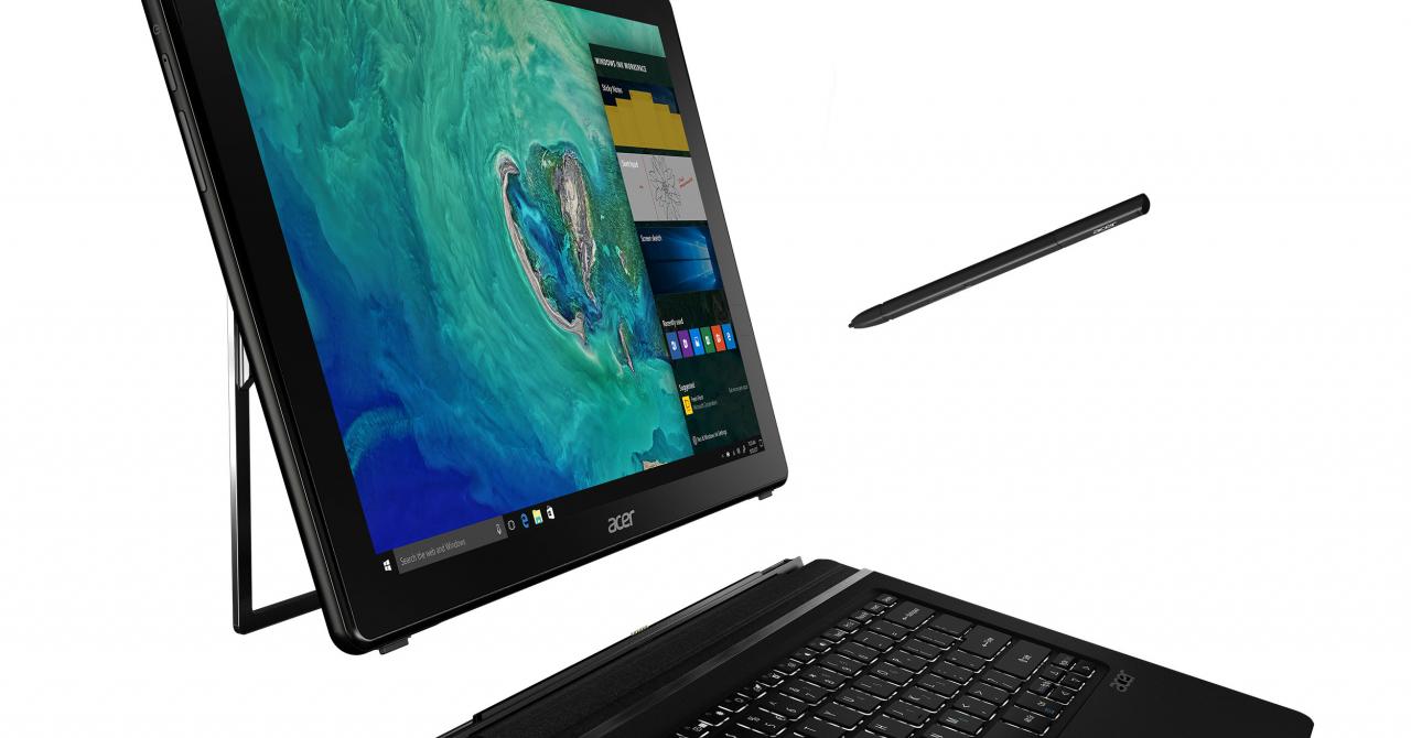 IFA 2017: Noile ultrabook-uri de la Acer vin cu specificații de top