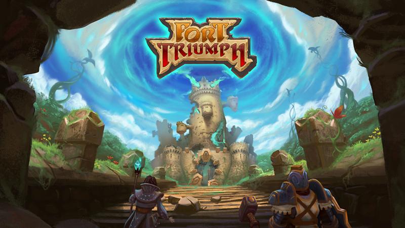 Fort Triumph: joc românesc lansat de Carbon&Cookie Byte Entertainment