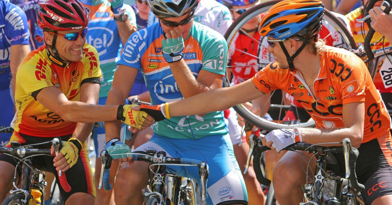 Lecții de business pe care le înveți din ciclism