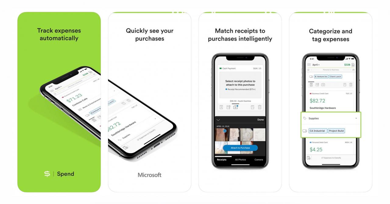 Aplicație care ține cont cât cheltuiești, lansată de Microsoft pe iOS