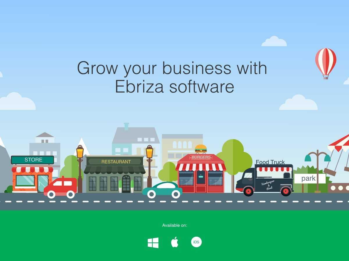 Ebriza, primul serviciu de POS gratuit din România