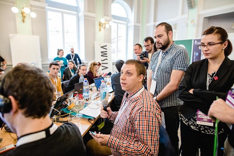 Câștigătorii Innovation Labs Sibiu 2017