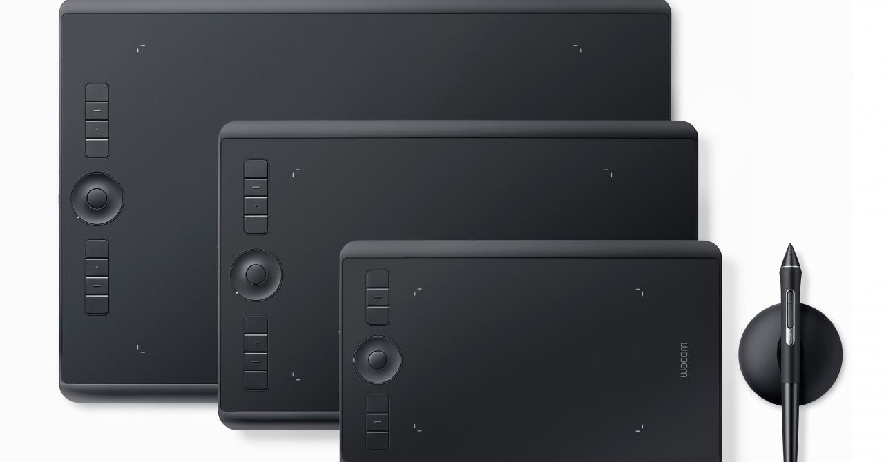 Wacom Intuos Pro Small e o tabletă grafică mică pentru așteptări mari