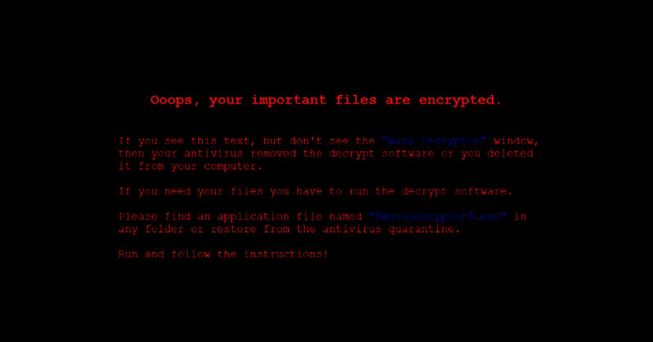 Atacul cibernetic WannaCry: 322 de IP-uri locale au accesat domeniul