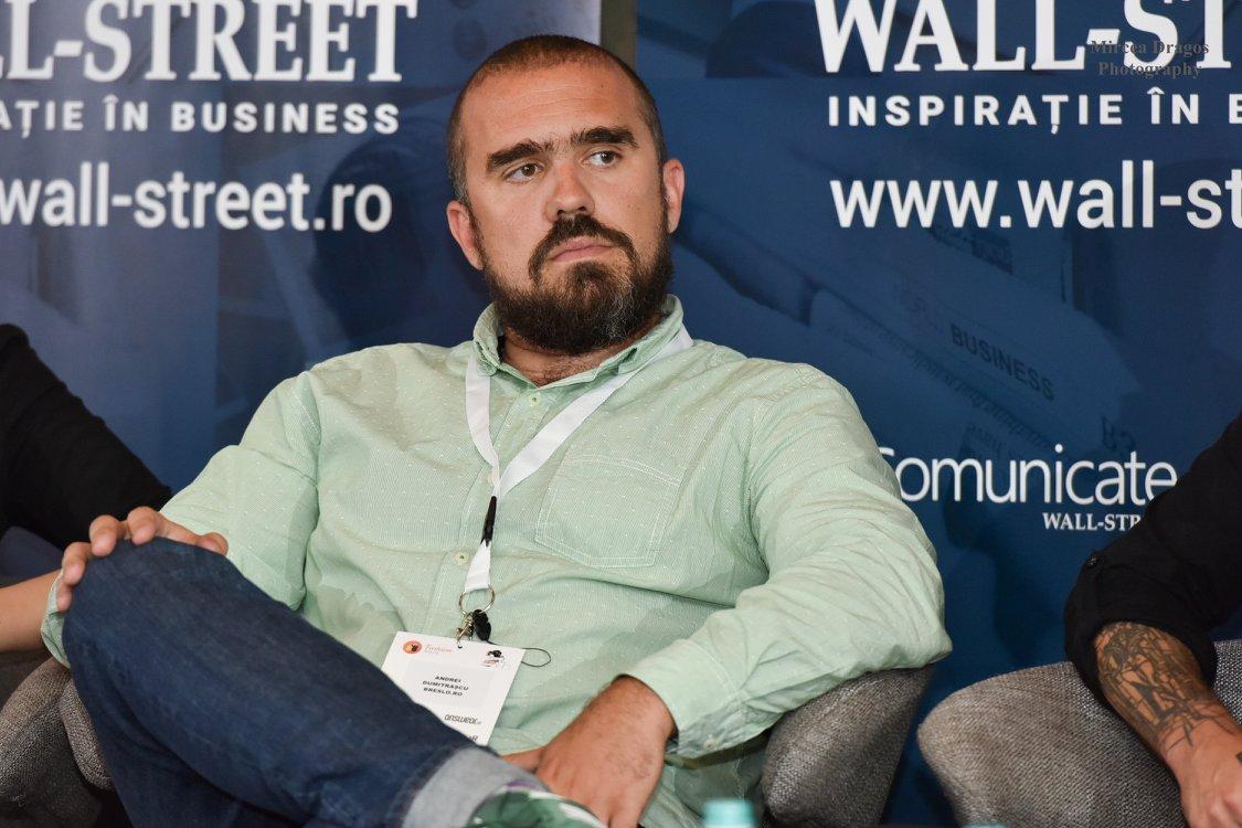 """Andrei Dumitrașcu, Breslo: """"Aș introduce debate-ul în școală"""""""