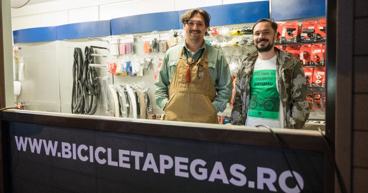 Pegas se extinde: nou magazin în Capitală