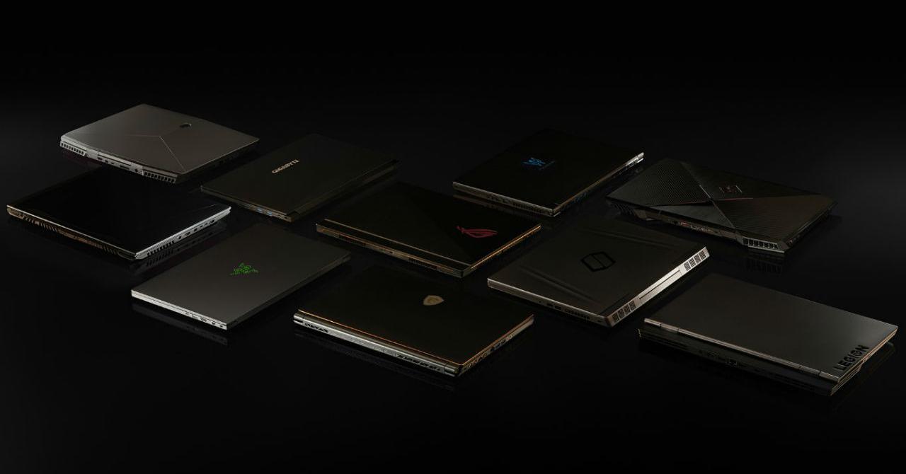NVIDIA lansează peste 80 modele de laptopuri pentru creativi și gaming