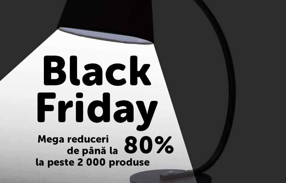Bonami: oferte tentante pentru Black Friday 2019