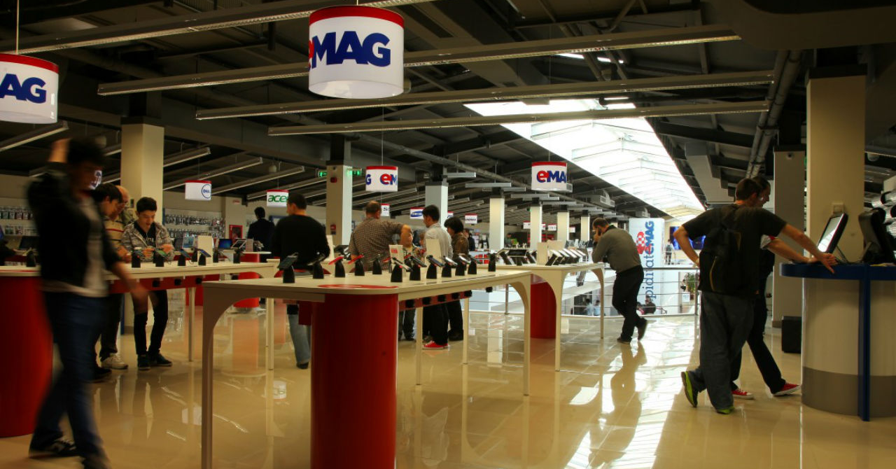 Rabla pentru electrocasnice la eMAG: cum au folosit românii voucherele