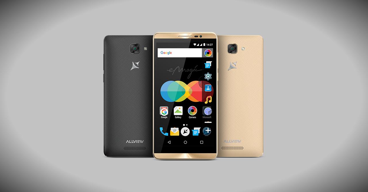 Două telefoane Allview primesc capacitatea de a efectua apeluri VoLTE