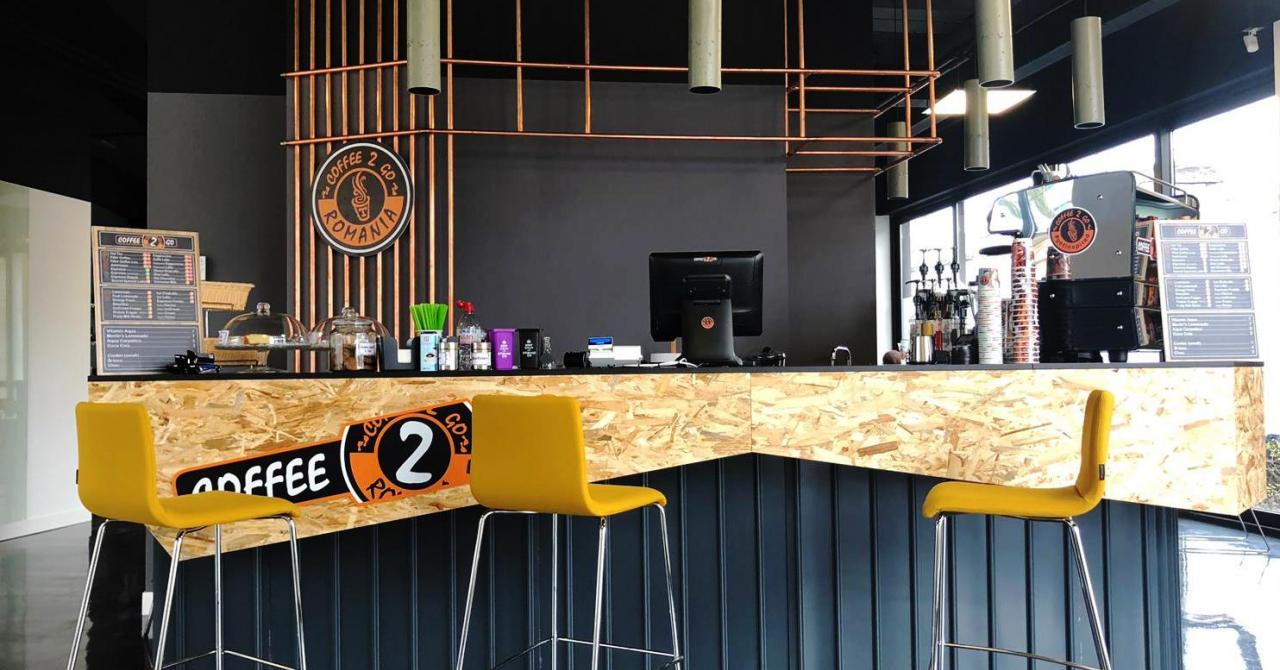 Coffee 2 Go deschide cafenea în clădire de birouri