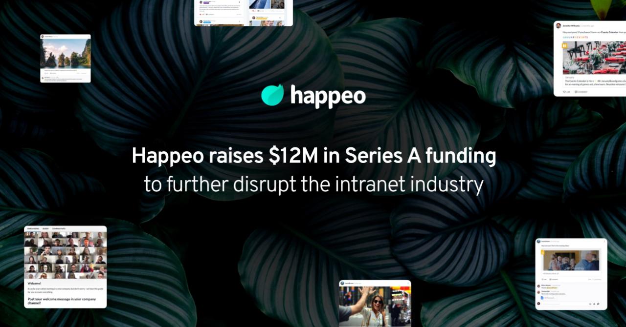 Startup-ul finlandez Happeo primește 12 mil. de dolari și se extinde în Cluj