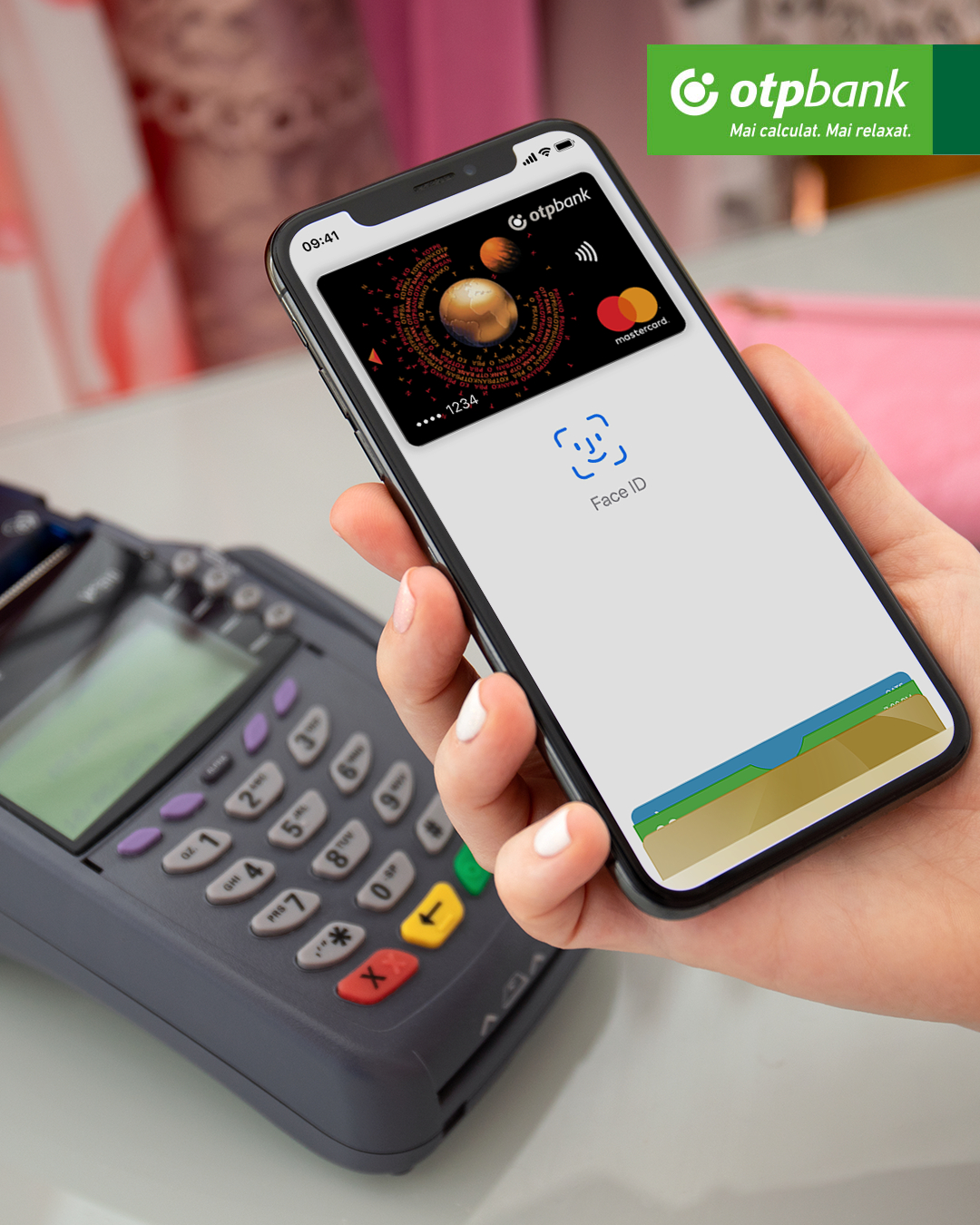 Apple Pay se extinde. Disponibil la OTP Bank pentru carduri Mastercard