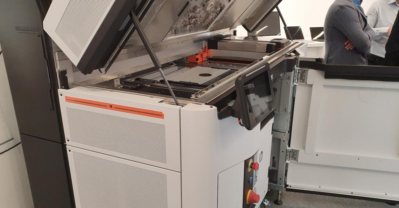 Linia de producție dintr-o singură imprimantă 3D. Impact în economie