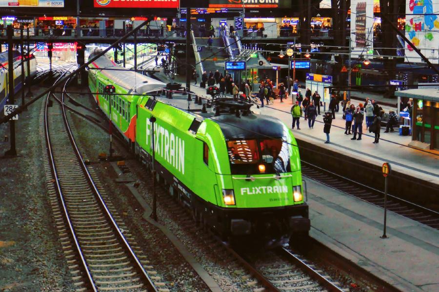 FlixTrain, extindere europeană alături de guverne