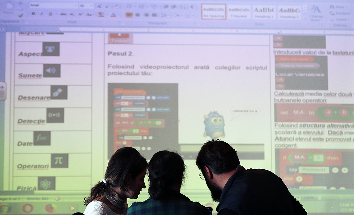 Digitaliada: creatorii uneltelor de educație ale viitorului, premiați
