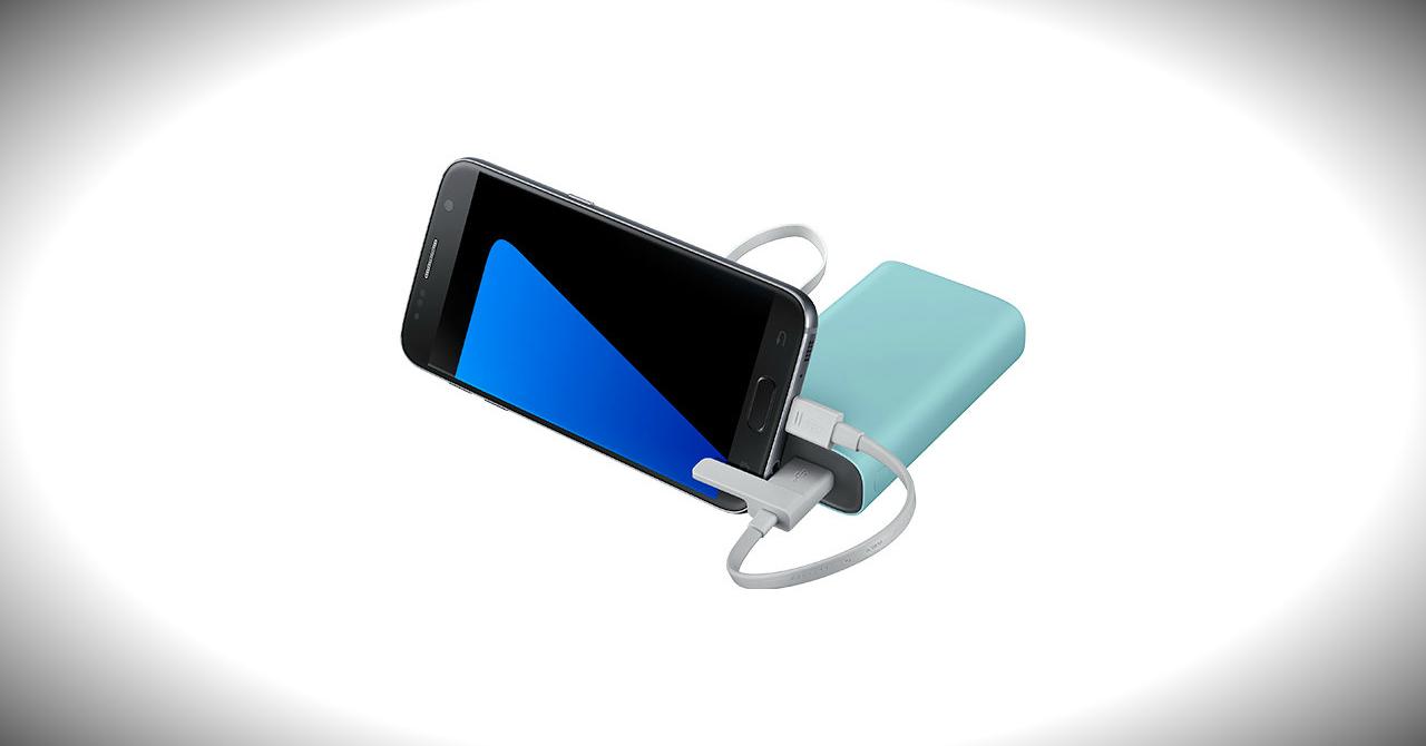 """Noua baterie externă de la Samsung îți va ține telefonul """"în picioare"""""""