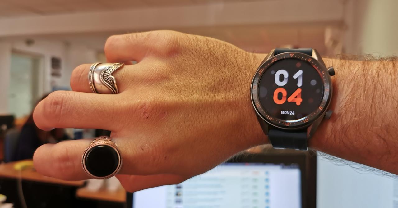 Huawei se laudă cu peste 2 milioane de ceasuri Huawei Watch GT vândute
