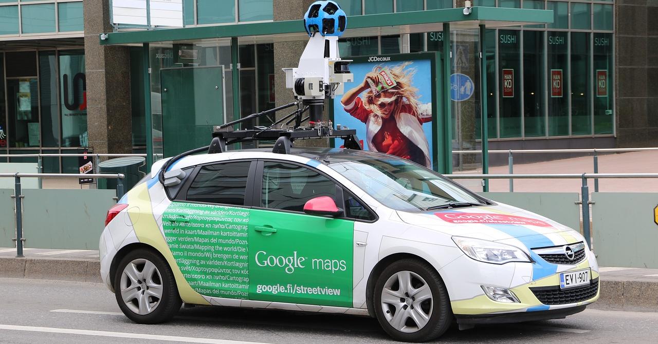 Mașinile Google Street View revin în România și ne fotografiază Delta