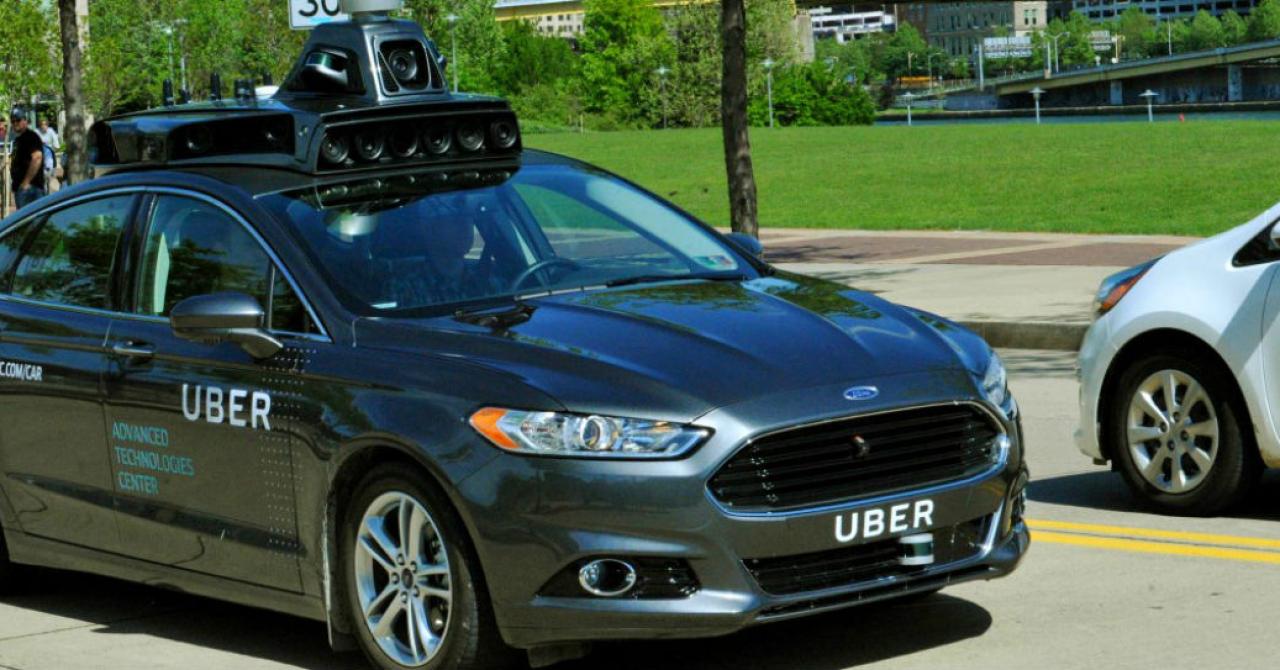 Uber investește într-un nou sediu pentru a lucra la mașini autonome