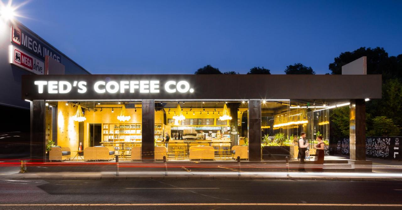 Franciza TED'S Coffee în 2020: cifră de afaceri de 5 milioane de euro