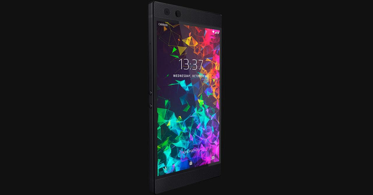 Razer Phone 2, disponibil pe piața din România în oferta eMAG