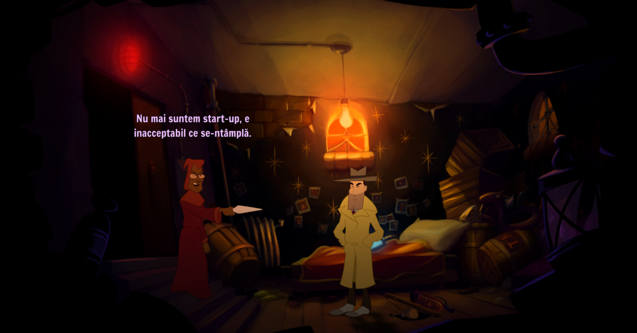 Activități de weekend: Gibbous: A Cthulhu Adventure, un joc must-buy
