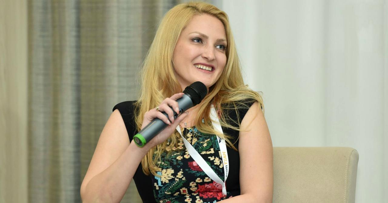 """Doina Vîlceanu, Content Speed: """"Școala românească te învață să lupți"""""""
