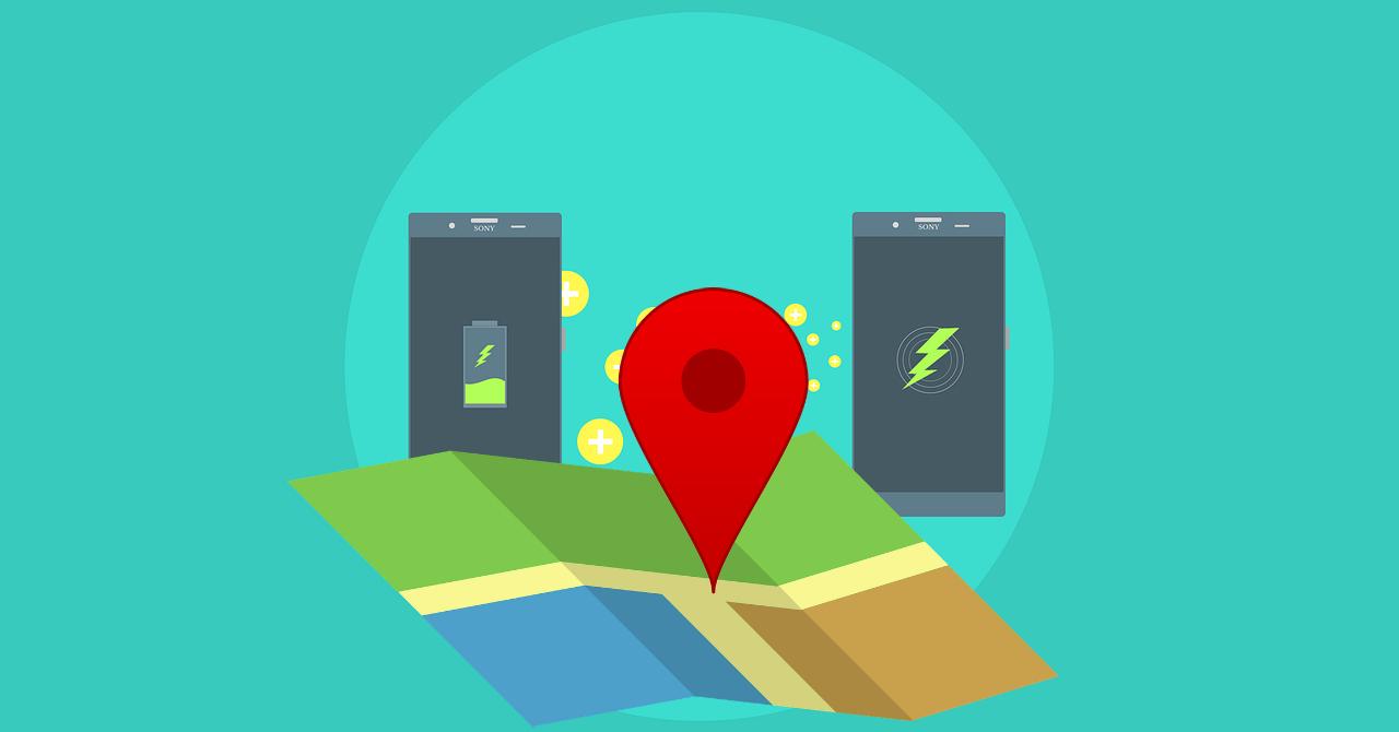 Noua funcție din Maps îți arată dacă prietenii tăi rămân fără baterie